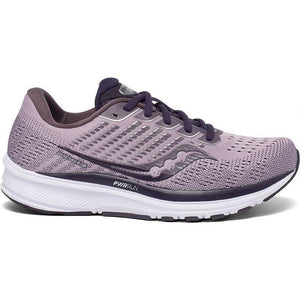 Women's Saucony Ride 13 Women's Running Shoes Saucony Blush/Dusk 7.5 B(M) US