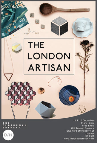 The London Artisan Old Truman Brewery 2017