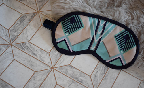 Francis Silk Eye Mask