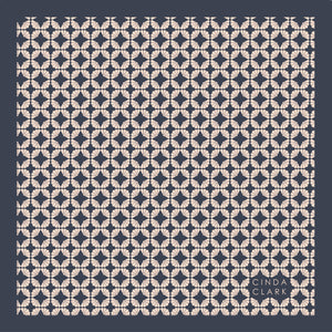Silk Pocket Square – Fanfan Ivory