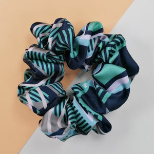 Silk Scrunchie - Francis Mint