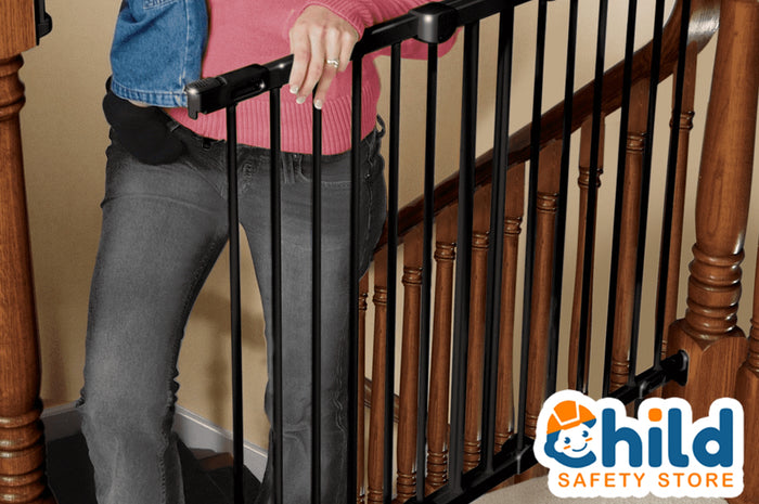 Product Spotlight: KidCo Angle Mount Safeway Baby Gate