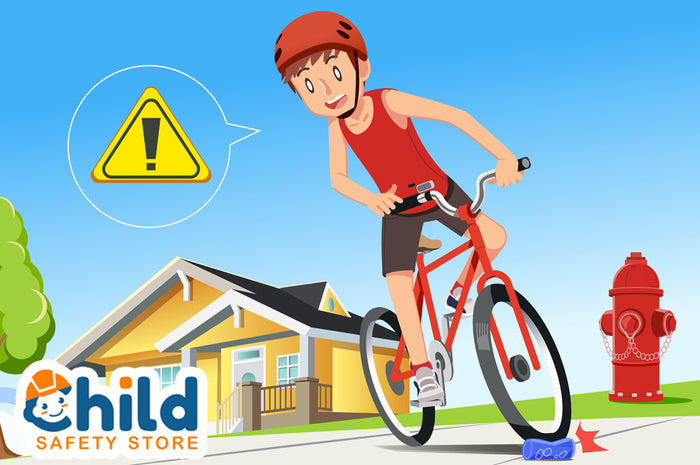 Child Safety Guide to Bike and Helmet Safety