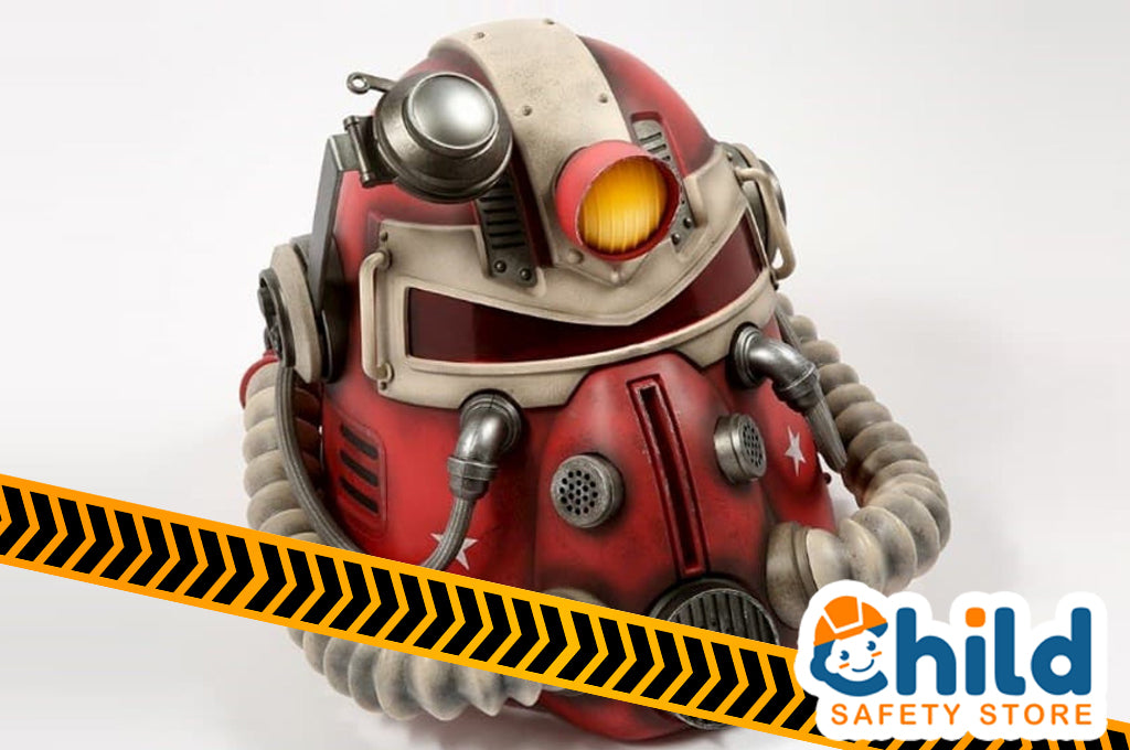 Product Recall: Fallout Power Armor Collectible Helmet