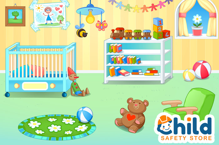 Preparing a Safer Nursery for Your Baby
