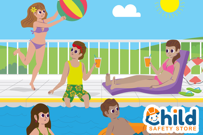 Water Safety: Install a Pool Fence