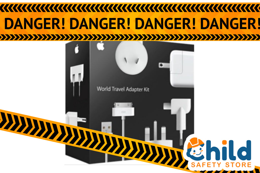 Recall Alert: Apple AC World Travel Adapter Kits