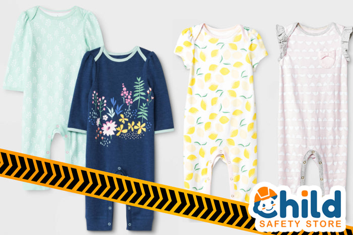 Recall Alert: Target Recalls Popular Cat & Jack Swimsuits and Rompers
