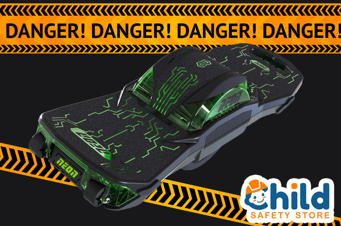 Recall Alert: Yvolve Sports Recalls Neon Nitro 8 Electric skateboard