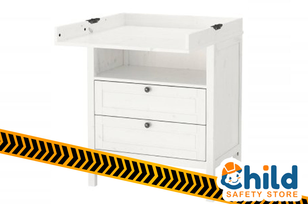 Safety Alert: IKEA SUNDVIK Changing Table