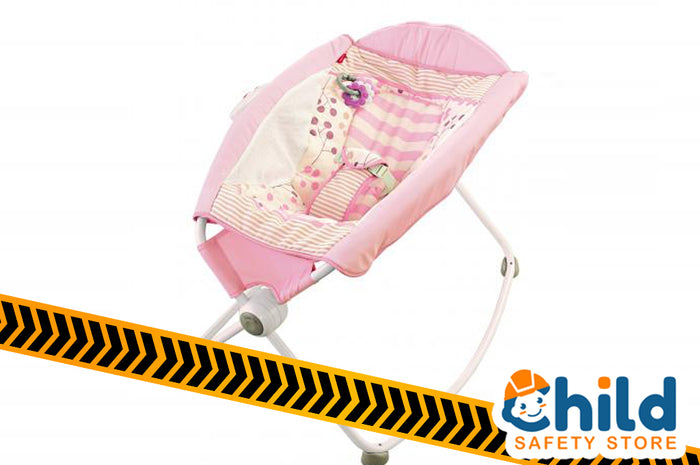 UPDATE: Fisher-Price Rock 'n Play Officially Recalled