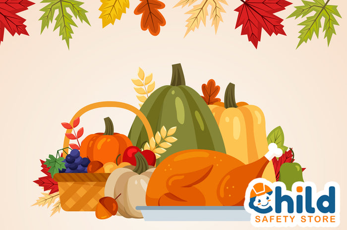 Child Safety Store: Guide to a Safe Thanksgiving