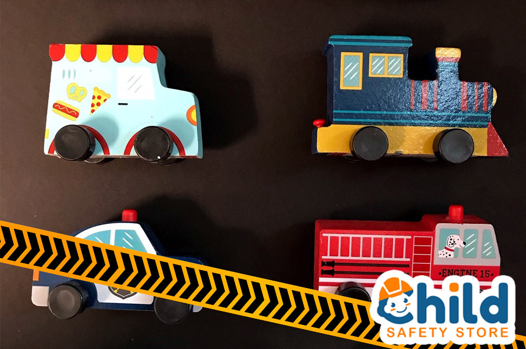 Recall Alert: Target Recalls Bullseye's Playground Wooden Toy Vehicles