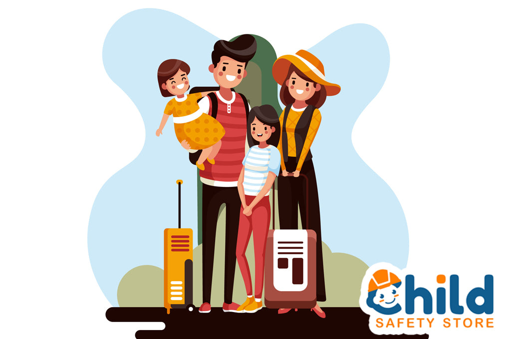 Tips for a Safe and Fun Family Trip