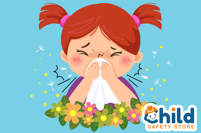 Avoiding Allergies in the Spring