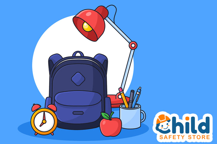 Back to School:  Backpack Safety Tips