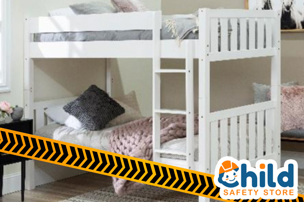 Product Recall: Walker Edison Twin Cottage Bunk Bed