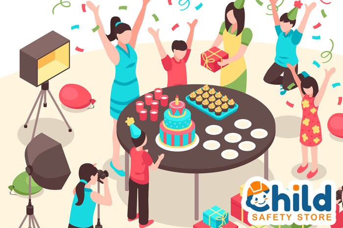 6 Safety Tips for Your Child's Birthday Party