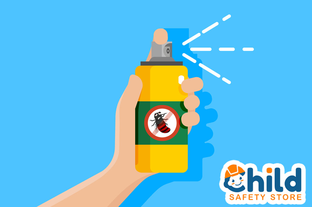 Choosing a Safe Bug Spray for Babies and Kids