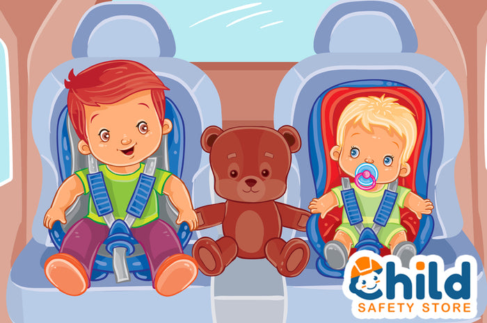 Riding Safe: Car Safety Seats