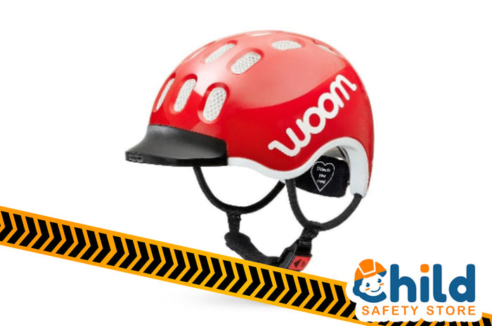 Safety Recall Alert: woom Children's Helmets