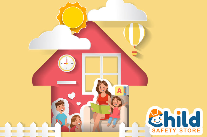 Home Safety Check Part 2: Keeping Your Home Safe for Kids