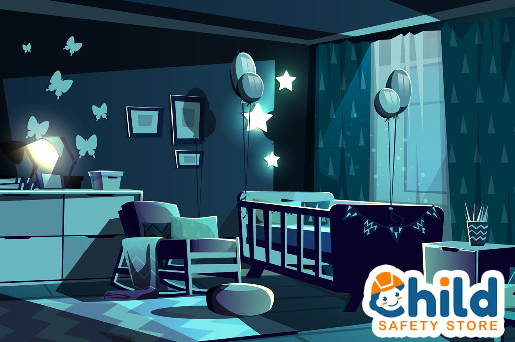 Is a Night Light in the Nursery a Good Idea?