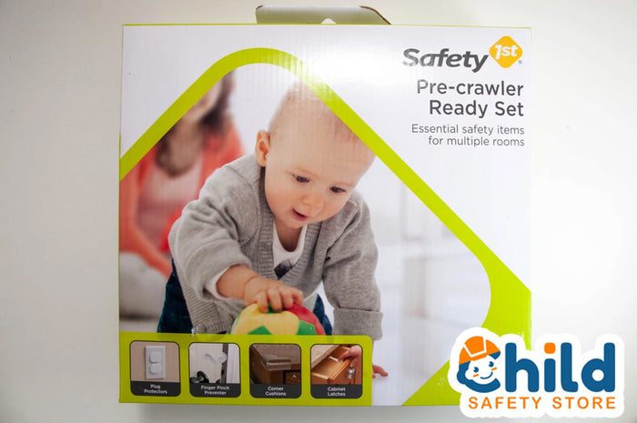 Product Spotlight: Safety 1st Pre-Crawler Ready Set