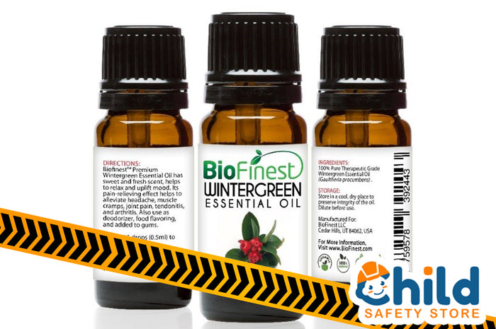 Product Recall Alert: BioFinest Wintergreen Essential Oil