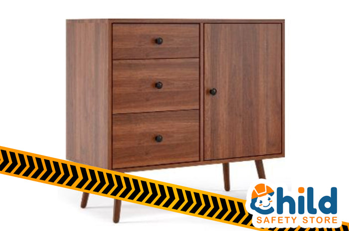 Tip-Over Danger! Product Recall for Homfa Cabinets