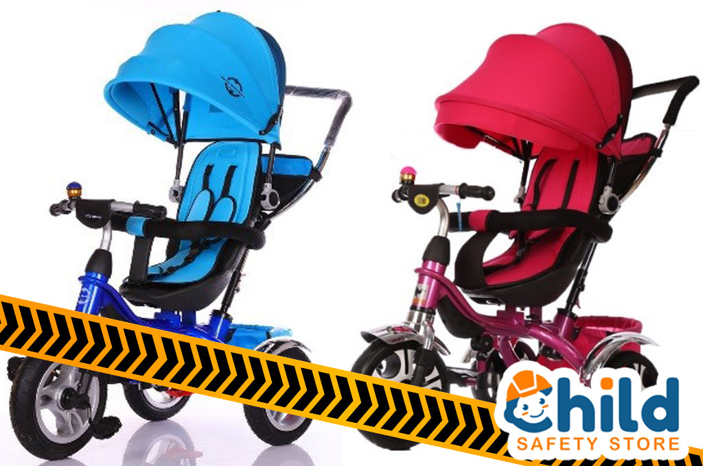 Recall Alert: Little Bambino 4 in 1 Canopy Children's Tricycles