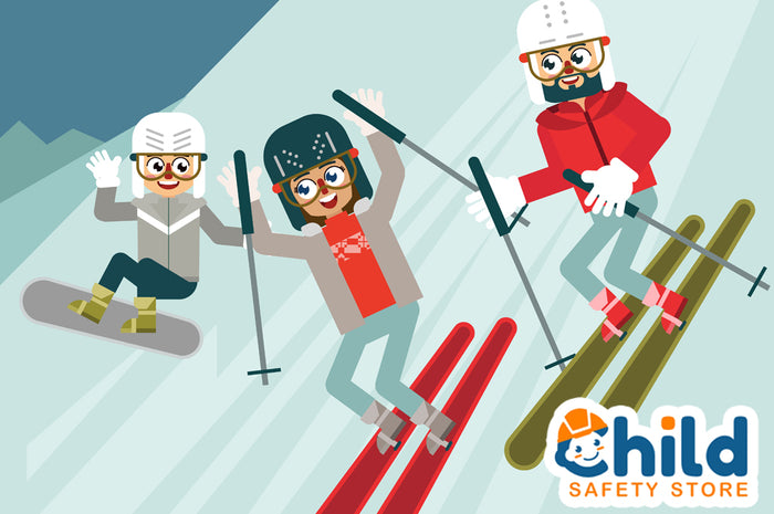 Skiing and Snowboarding Safety for Kids