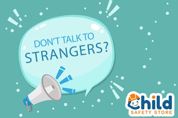 Is Don't Talk to Strangers Still Good Advice?