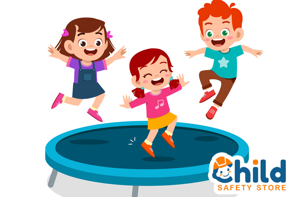 Is Jumping on a Trampoline Safe for Kids?