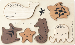 Wee Gallery Recalls Wooden Tray Puzzles