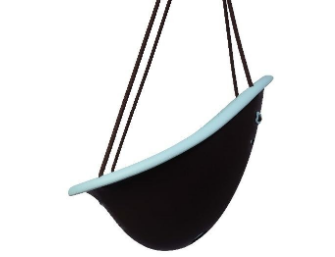 Blue Swurfer Kiwi Baby and Toddler Swing