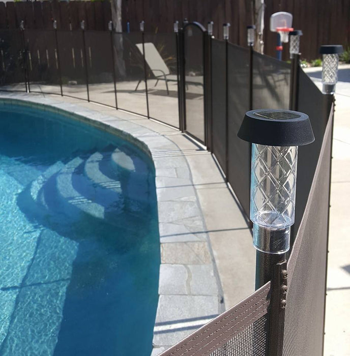 Pool Fence Solar Light