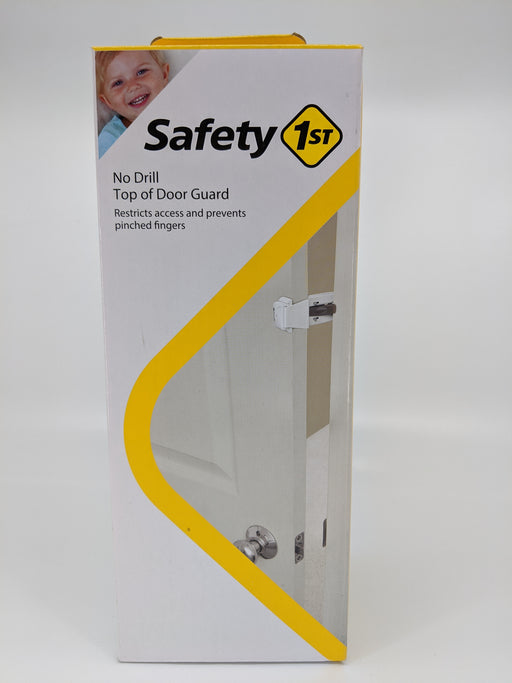 Safety 1st No-Drill Top of Door Guard