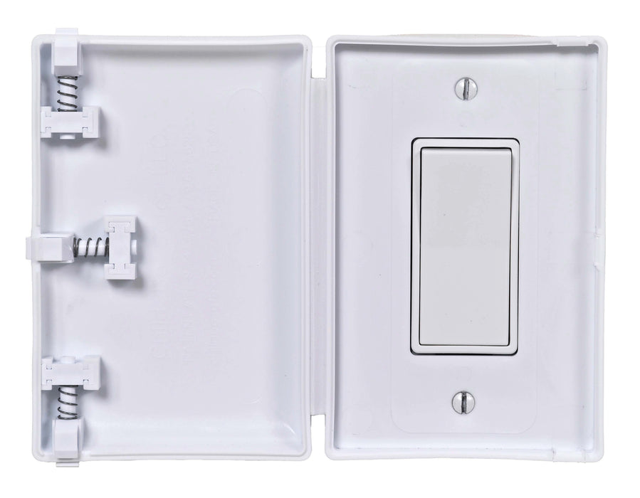 Child Be Safe Modern Decorative Style Electrical Switch/Outlet Cover