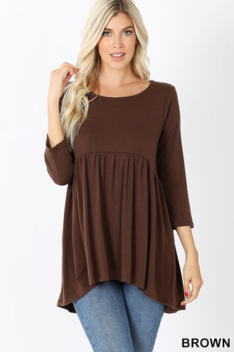 So On Trend Top, Babydoll