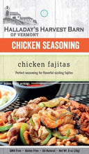 Halladay's Food Seasonings