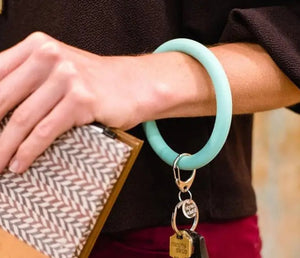 Bangle & Babe Key Ring