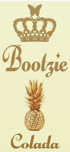 Bootzie Oil