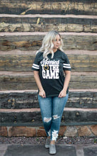 Married to the Game - Football Tee