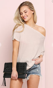 Chic Out on Town Top - 3 colors