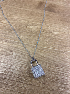 London Locket Necklace