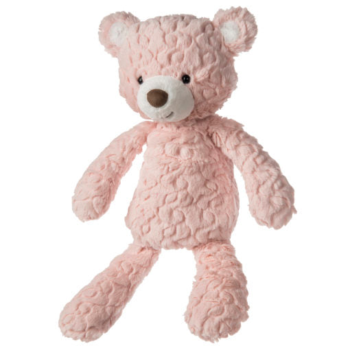 Blush Putty Bear 17''