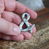ampersand pocket talisman :: the and space collection