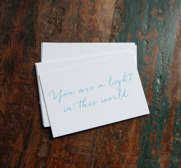 you are :: encouragement cards