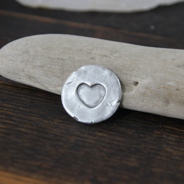 let love in :: pocket talisman